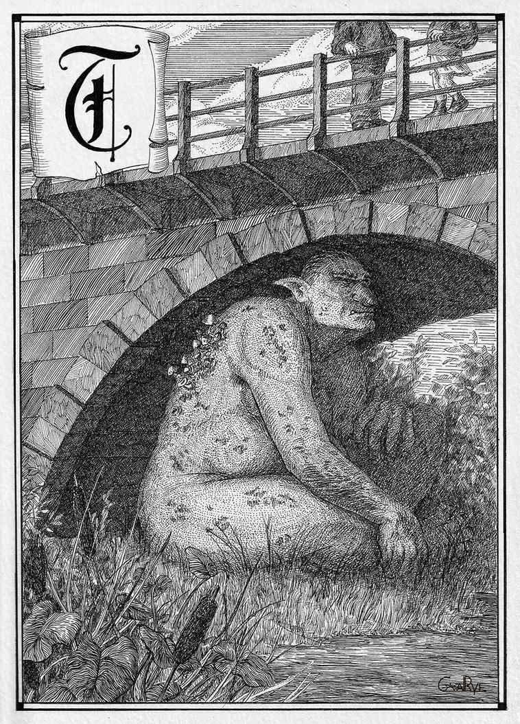 Troll  by CoalRye