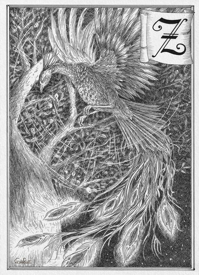 Zhar-ptiza  by CoalRye