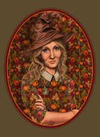 J K Rowling by CoalRye