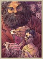Happee Birthdae Harry by CoalRye