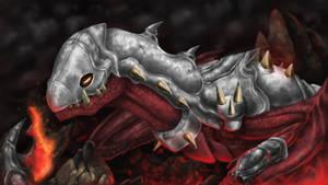 Omen of War - Dragon  Rework