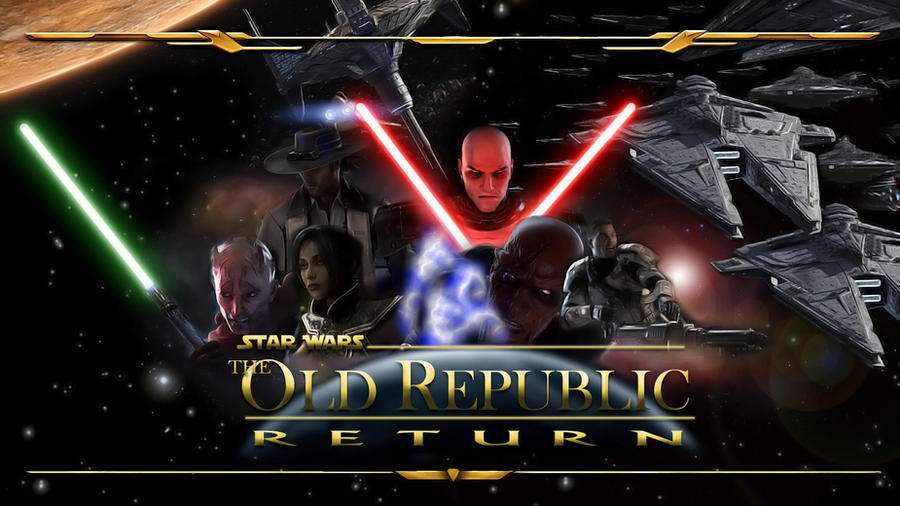 The Old Republic - Return by Smithe06