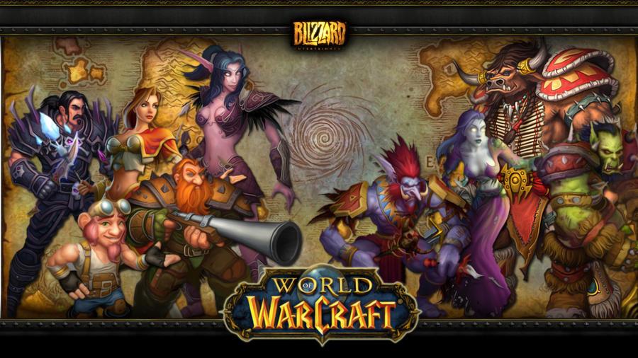 """Képtalálat a következőre: """"world of warcraft vanilla wallpaper"""""""