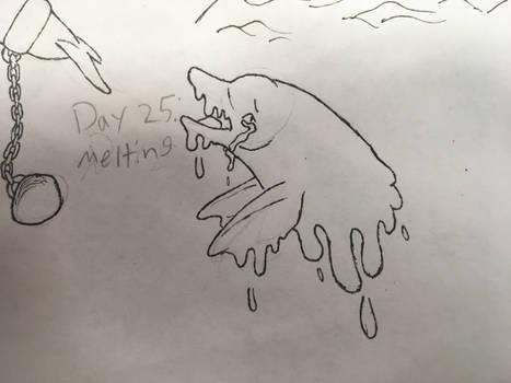 Day 24: Melting