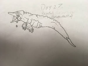 Day 27: Painful Shrinkwrapping