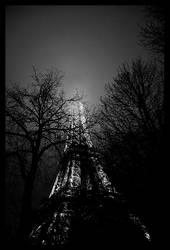 La Tour Eiffel by Brazilero2002