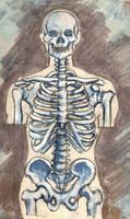 Blue Bones by CloudWatcher