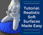 Tutorial: Realistic Soft Surfaces Made Easy by mooncraft3d