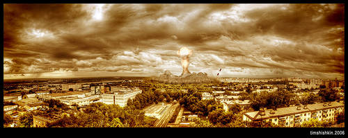 Nuclear War...