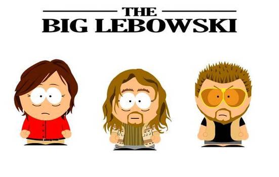 Big Lebowski south park