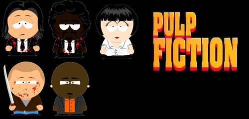 Pulp Fiction South Park