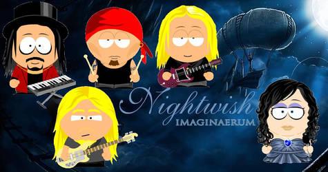 Nightwish South Park