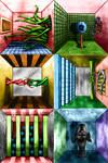 Cube by moszkito