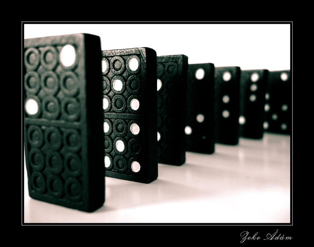 Domino by moszkito