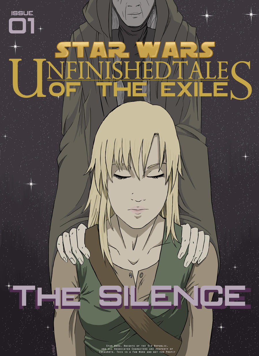 Unfinished Tales of the Exile by AshleyKayley