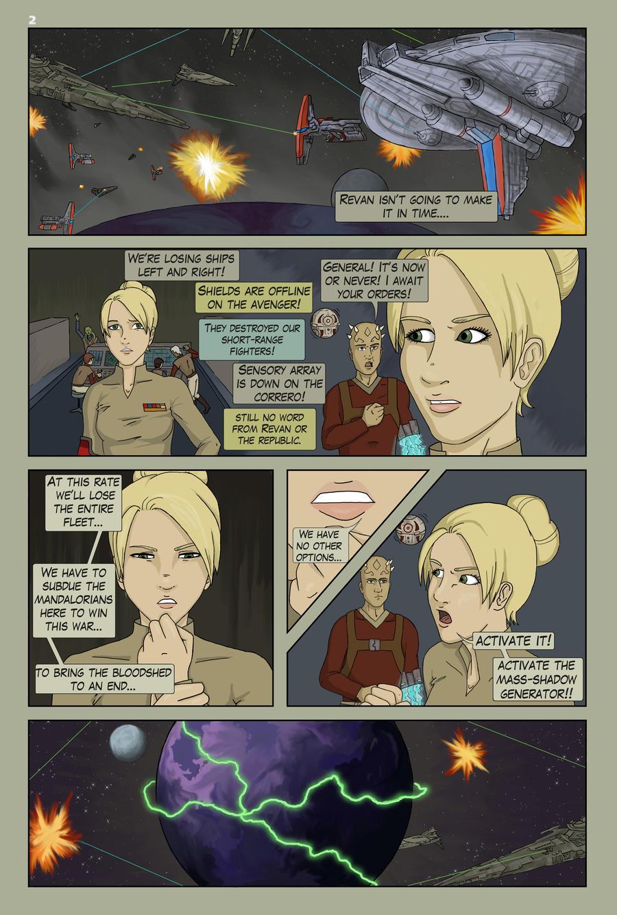 UTofthe Exile, page 2 by AshleyKayley