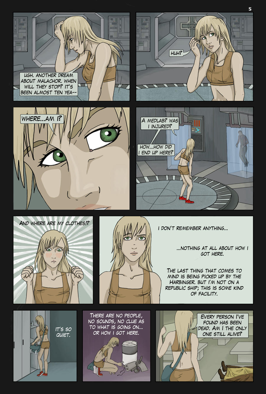 UT of the Exile, page 5 by AshleyKayley
