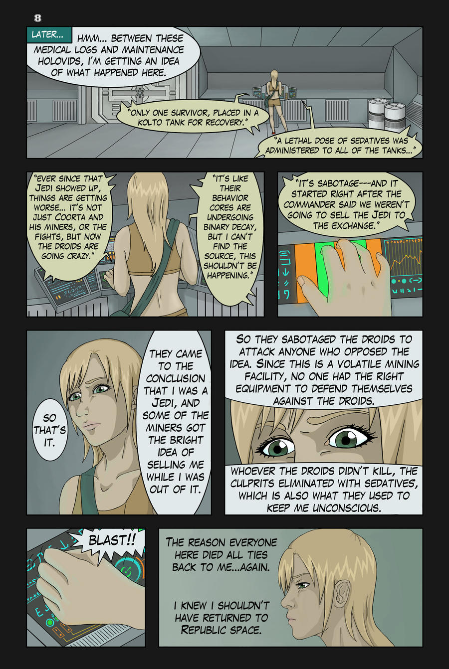 UT of the Exile, page 8