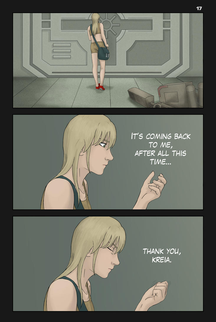 UT of the Exile, Page 17 by AshleyKayley