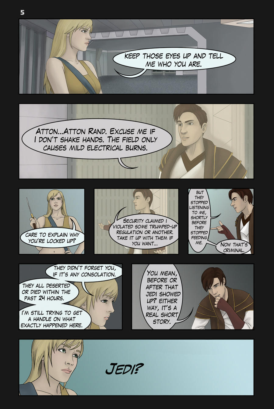 UT of the Exile, 02, Page 5 by AshleyKayley