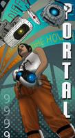 Chell Portal Poster