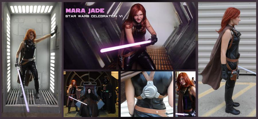 Mara Jade Cosplay by AshleyKayley