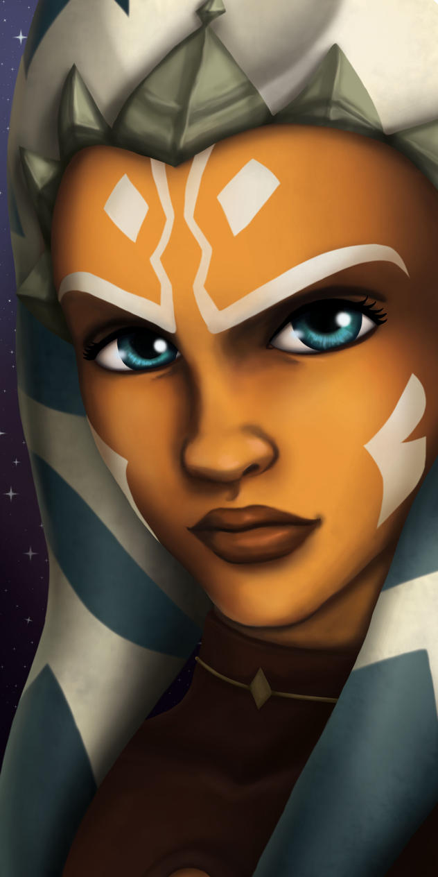 Ahsoka Tano by AshleyKayley