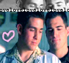CSI - Nick+Greg icon by Prettydynamite