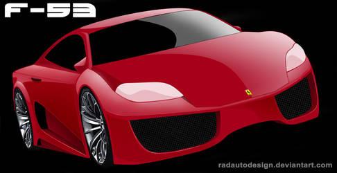 Ferrari_F-53_by_Raden by radautodesign