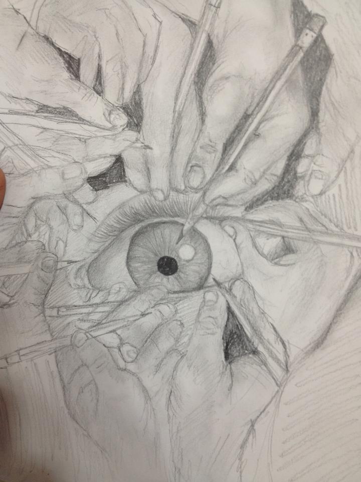 scary eye drawing by JESSEsmithxxoo on DeviantArt