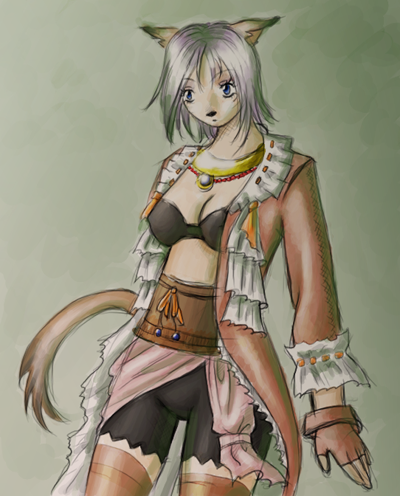 Corsair by szienna