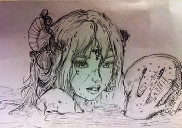 COVER Mermaid by Binksake