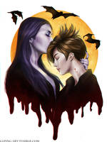 Vampire Smile by GLPing