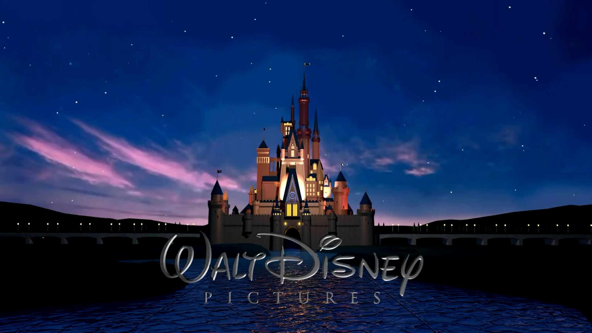 walt disney logo background - photo #11