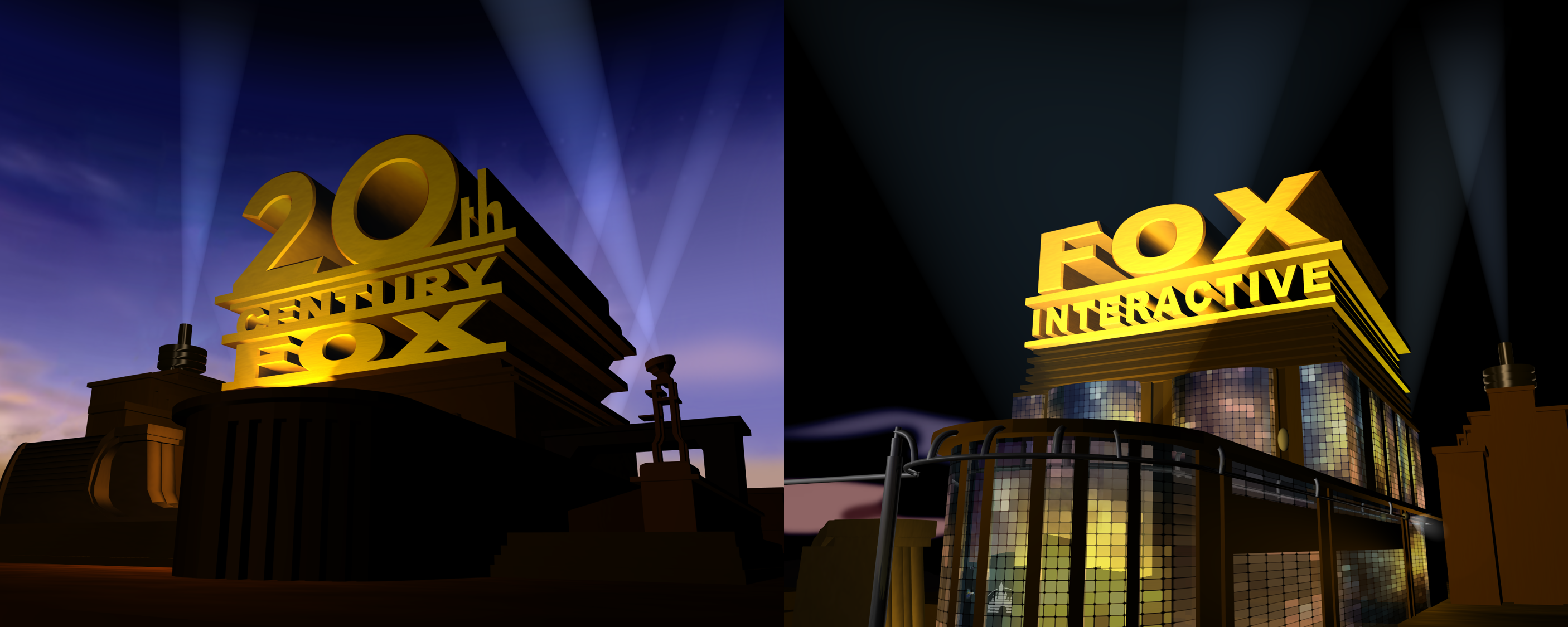 Fox Interactive 2000 Remake (August Update) by TPPercival ...