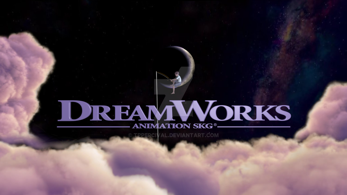 dreamworks animation skg 2010 logo remake by tppercival