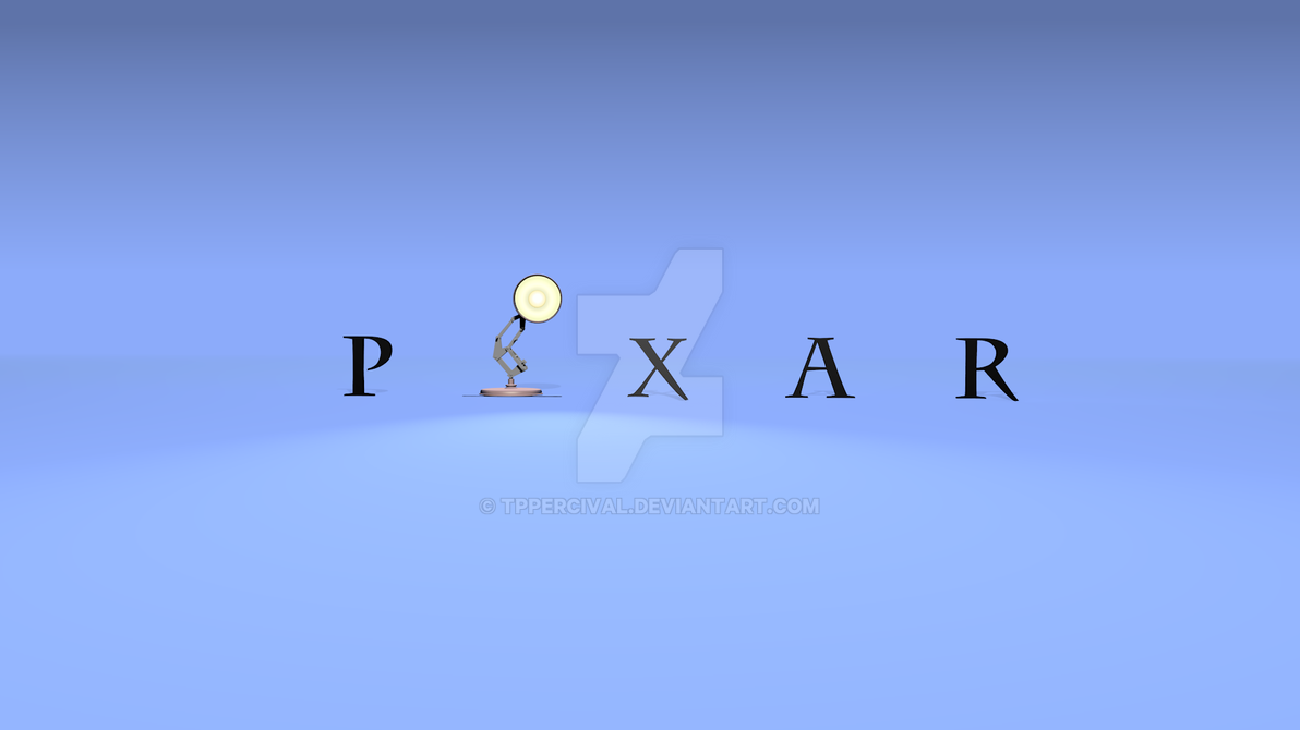 Pixar Animation Studios Logo 1995 Remake by TPPercival on ...