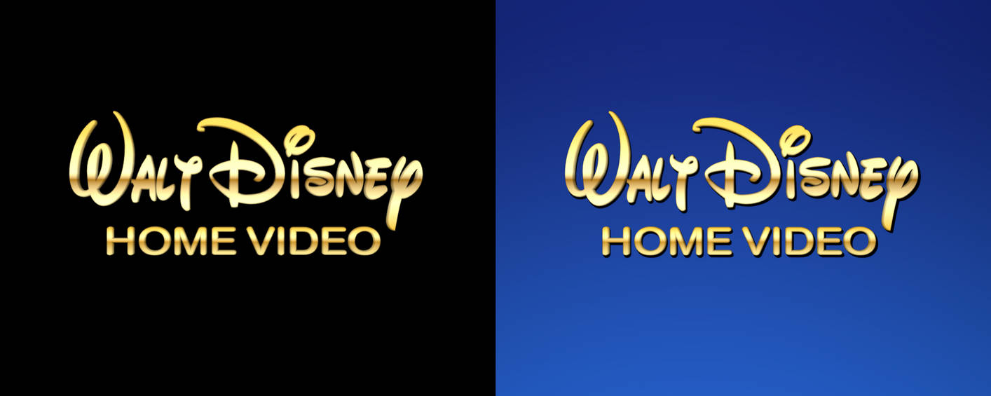 Walt Disney Home Video 1991 2001 Logo Remakes By Tppercival On Deviantart