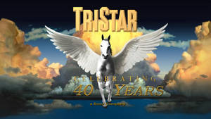 (FAKE) TriStar Pictures 40 Years logo