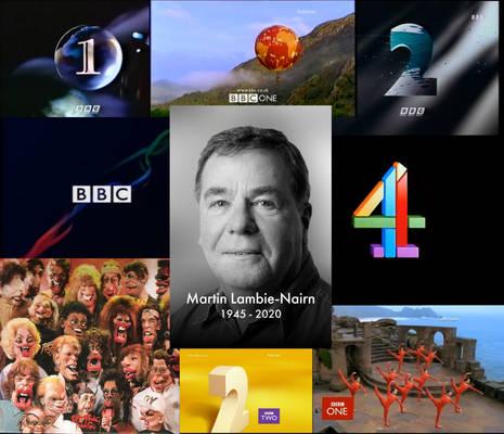 Martin Lambie-Nairn Tribute Collage