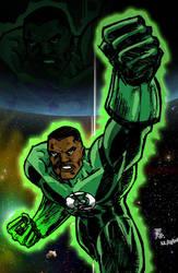 Lanterna Verde JLA Unlimited