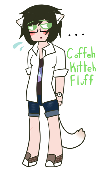 CoffehKittehFluff's Profile Picture