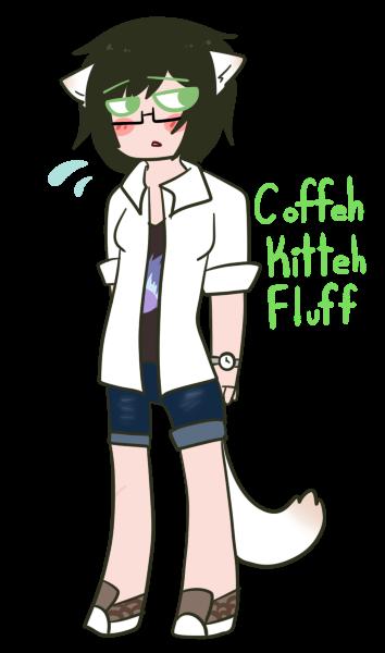 CoffehKittehFluff's Profile Picture