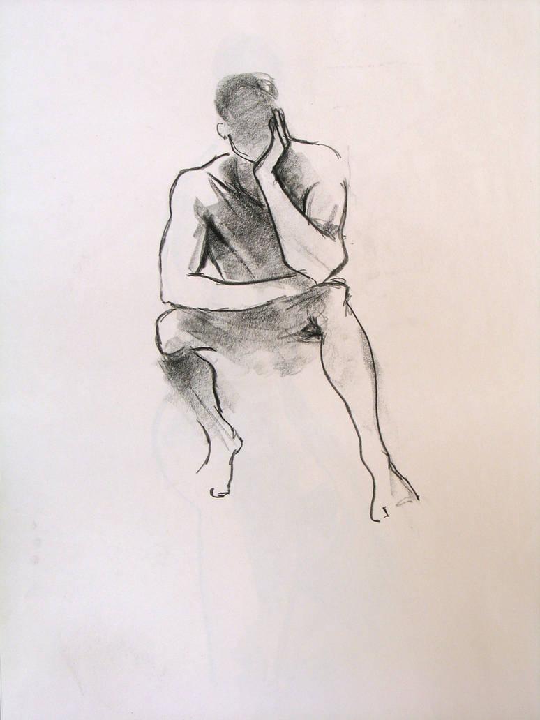 the thinking man by vishalmisra