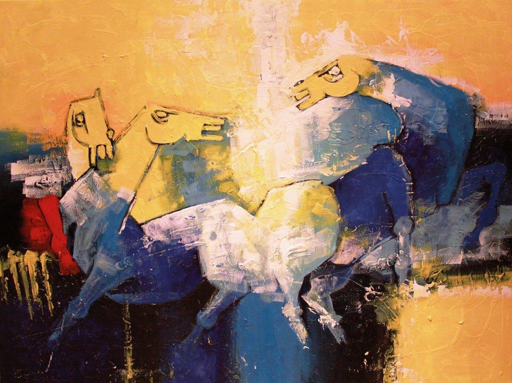 Horses ... Abstractions by vishalmisra