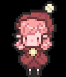 Pixel Rowan