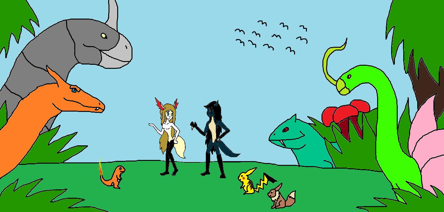 Jurassic Park meets Equestria Girls 1 by Syfyman2XXX on
