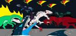 Primordia Park Big Showdown by Syfyman2XXX