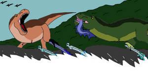 Mermaids and Dinosaurs 5