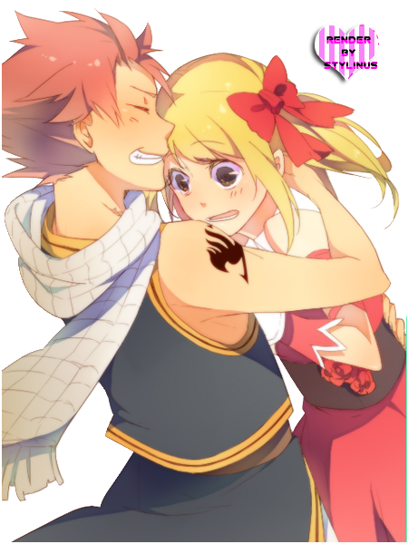 Natsu x lucy love by stylinus on deviantart - Fairy tail lucy et natsu ...